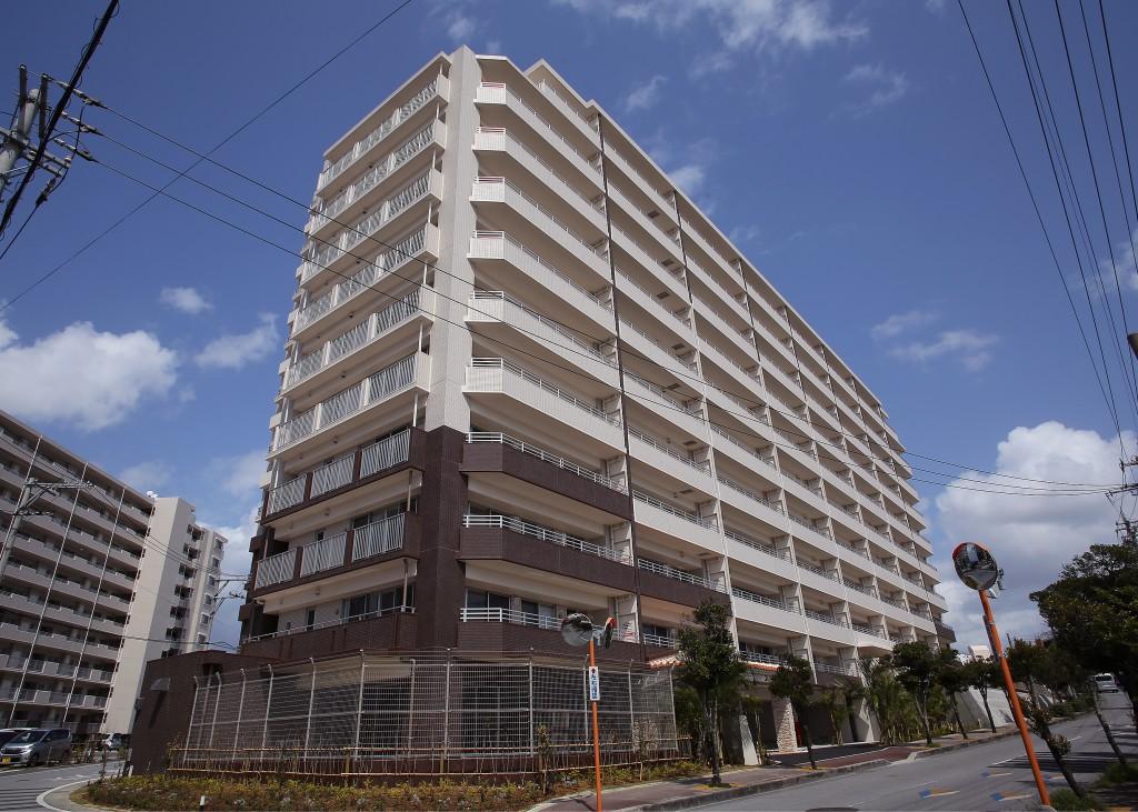 【05中高層】Fステージ小禄宮城 参番館