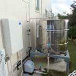 ろ過装置・浄水タンク